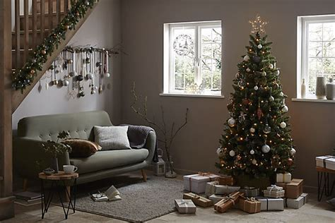 xmas lights b and q trees lights decorations diy at b q