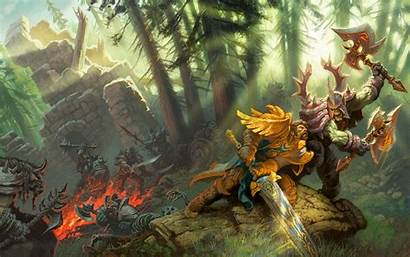 Wallpapers Warcraft Classic Wow Horde