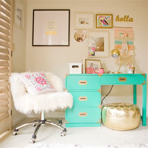 A Charming Desk Space With O My Darlings Blog  Pottery Barn. It Help Desk Training. 4 Drawer Locking Wood File Cabinet. Martha Stewart Blair Desk. Student Standing Desk. Sbi Bill Pay Desk. Party Table Covers. Welding Table Clamps. Brushed Brass Drawer Pulls