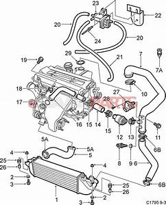 4441895  Saab Charge Air Bypass Valve