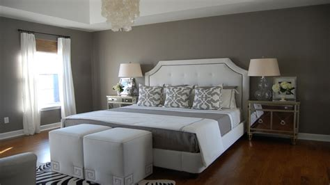 White Bedroom Walls, Gray Paint Colors Bedroom Walls Best