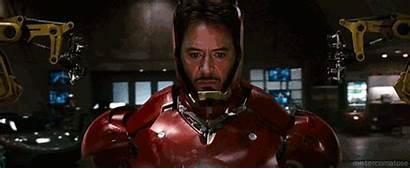 Iron Mask Marvel Giphy Downey Robert Jr
