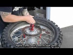 Pneu Neige Moto : trocar pneu da moto youtube ~ Melissatoandfro.com Idées de Décoration
