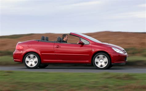 peugeot 307 cc cabrio car buyers guide