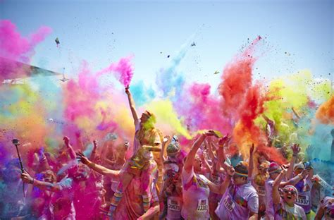how much is the color run the color run forte