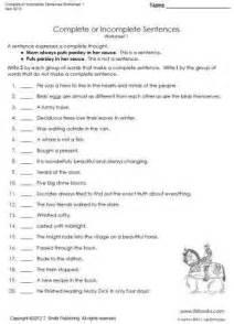 images   kinds  sentences worksheet