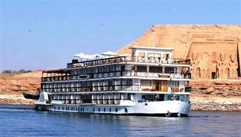 Lake Nasser Boats by Nile Cruises Packages Nile Cruise On The Nile River