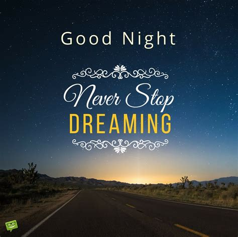 good night messages  friends  stop dreaming