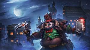 We Made A Pudge Set For TotalBiscuit What Do You Think