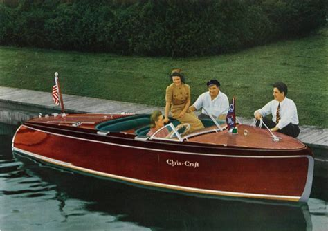 Chris Craft Boats by Minanda Wood Chris Craft Boat Plans