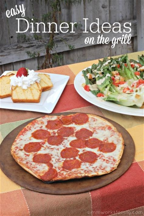 dinner ideas on the grill easy dinner ideas on the grill a crafty spoonful