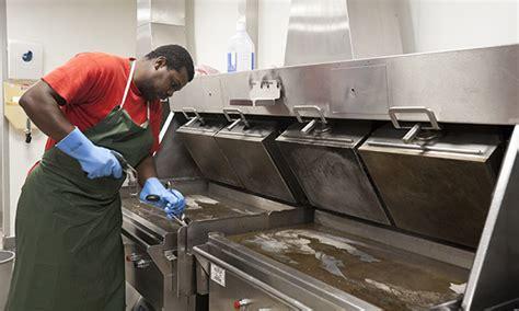 nettoyage hotte cuisine restaurant nettoyage de cuisine idées d 39 images à la maison