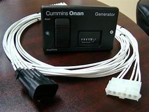 Generators New Rv  Motorhome Cummins Onan Remote Start