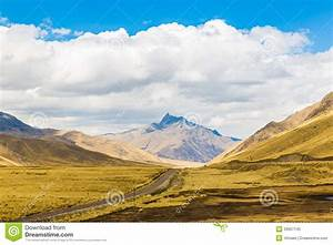 Road Cusco- Puno, Peru,South America. Sacred Valley Of The ...