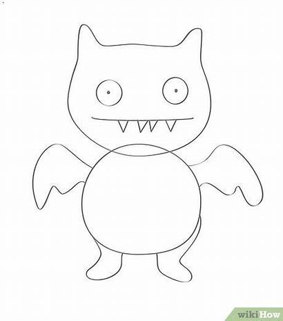 Ugly Dolls Draw Step Wikihow