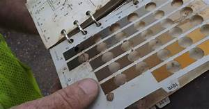 Soil Color Chart Online Identifying Soil Types Is Vital For Municipal Sewer And