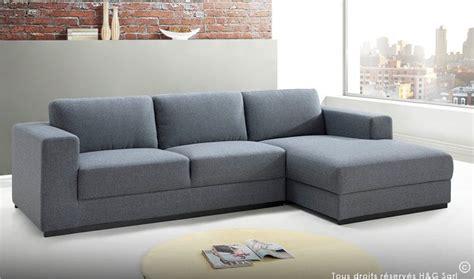 canapé d angle gris tissu achat canape angle design tissu gris road mobilier haut