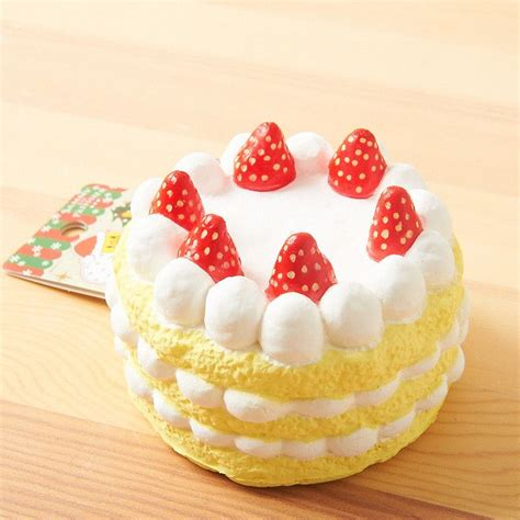sammy christmas cake squishy charm otaku mode cake