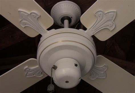 encon indutries inc crusader series 52 quot white ceiling fan