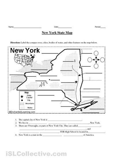 9 best images of map skills worksheets high school