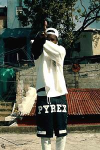 """Asap Rocky Wearing Pyrex in """"Wild For The night"""" 