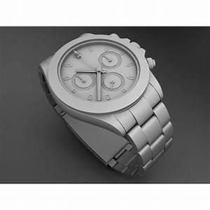 Rolex Daytona Mens Watch 3D Model CGriver