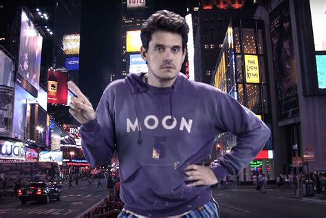 John Mayer's 'new Light' Music Video Is A Green Screen