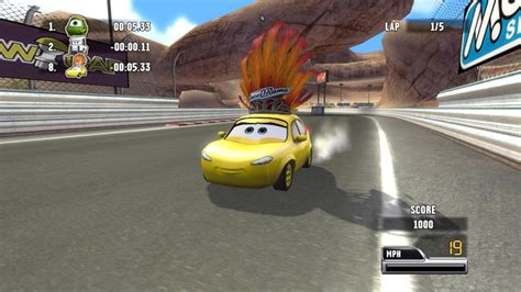 Disney's Cars Race O Rama