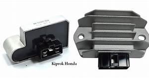Daftar Harga Dan Kode Kiprok Motor Honda