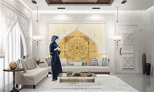 Modern, Islamic, Interior, Design, On, Behance, U0432, 2020, U0433