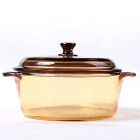 glass cookware walmart