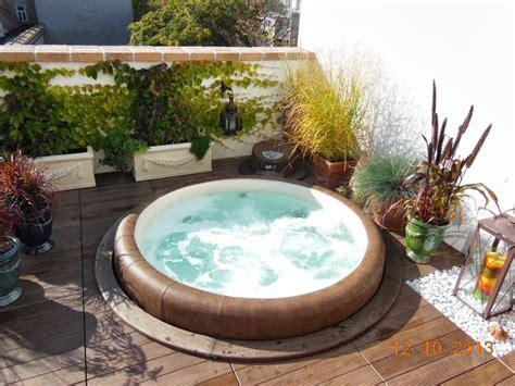Garten Gestalten Mit Whirlpool by Die Besten 25 Whirlpool Garten Ideen Auf