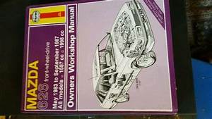 1998 Mazda 626 Owners Guides