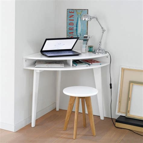 bureau angle but petit bureau gain de place 25 modèles pour votre
