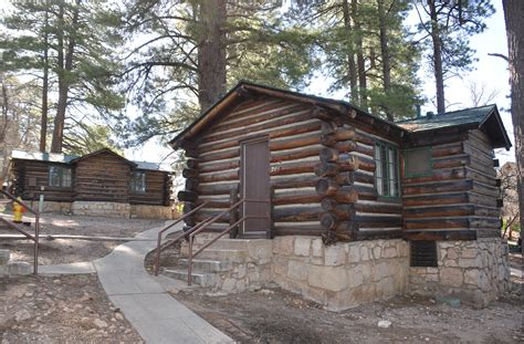 Grand Canyon Lodge North Rim Frontier Cabins 0416