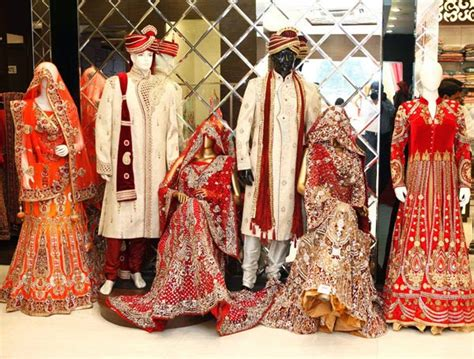places  shop  affordable wedding outfits  delhi