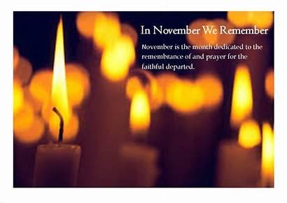 November Remembrance Catholic Sharing Issue Conference