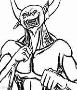 Matador Fighter sketch template