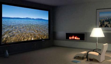 projectors  tvs giant screen pros  cons cnet