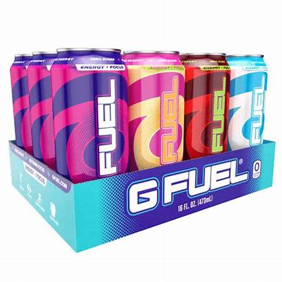 Cans Pack Variety Fuel Gfuel Energy Formula