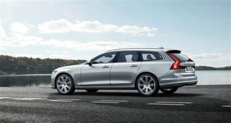 volvo reveals prices  specs   saloon   estate