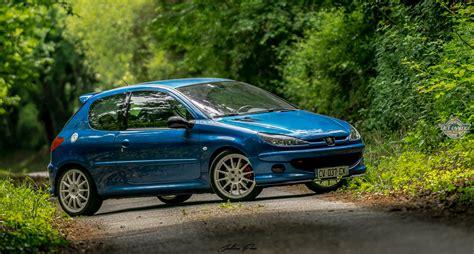 Peugeot 206 Rc by 206 Rc Une Gti De L Essence Dans Mes Veines