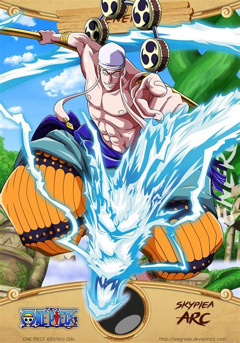 enel  piece zerochan anime image board
