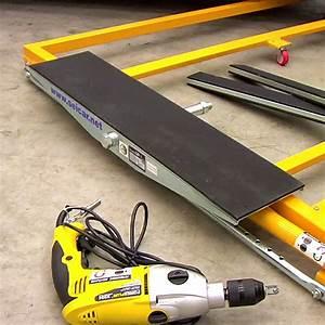 Pont Elevateur Mobile Occasion : mini pont elevateur mobile seicar lift ~ Melissatoandfro.com Idées de Décoration