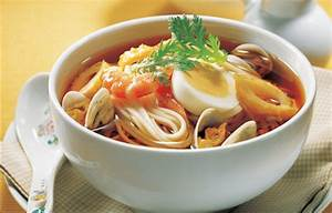 UDON - Udon are Japanese noodles made of wheat flour. Udon ...
