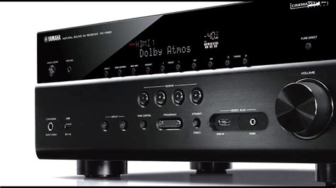 Best Home Theater Receiver 2018 Yamaha Rx V683 Review