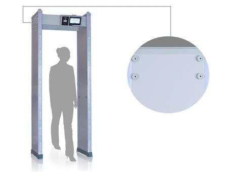 Full Body Portable Walk Through Metal Detector Door Frame