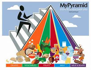 The USDA Food Pyramid is a Political Document Liz