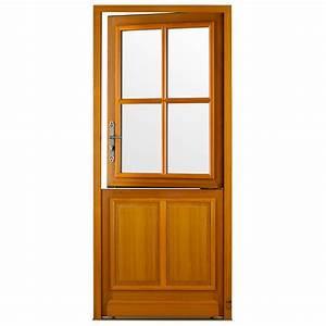 porte d'entrée bois Guyenne Pasquet menuiseries