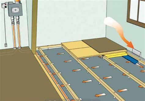 Basement Basement Subfloor